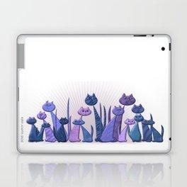 Vector Cats 2016 edition v4 Laptop & iPad Skin