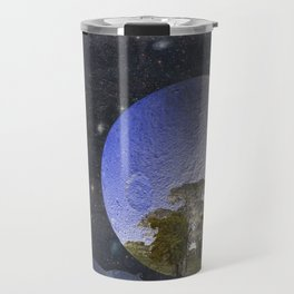 'Faint indeterminate glimpses... Travel Mug