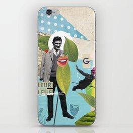Gustave iPhone Skin