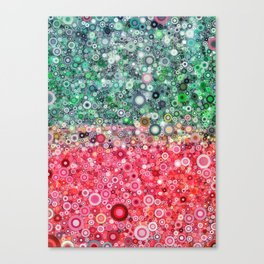 :: Watermelon Glass :: Canvas Print