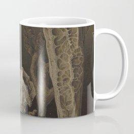 Vintage Sea Sponges Coffee Mug