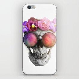 "Mortem in Gloria ""Helbi"" iPhone Skin"