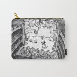 A Night at the Royal Opera Mouse Carry-All Pouch