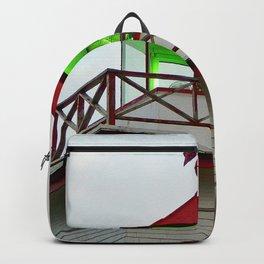 Green Lantern Reflection Backpack