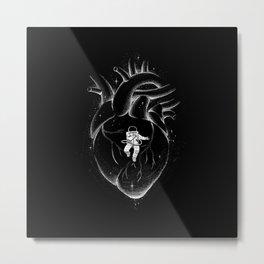 Lost in Love Metal Print