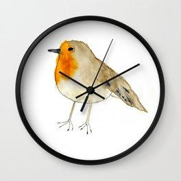 Robin the Robin Wall Clock