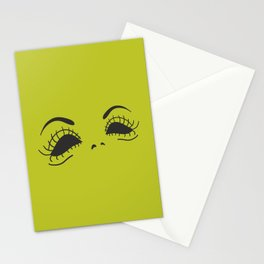 Madame Monstre Stationery Cards
