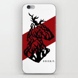 Red Venison iPhone Skin