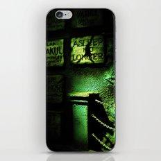 Tomb iPhone & iPod Skin