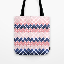 AFE Diamond Tiles Tote Bag