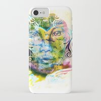 fairy tale iPhone & iPod Cases featuring Fairy Tale by Irmak Akcadogan