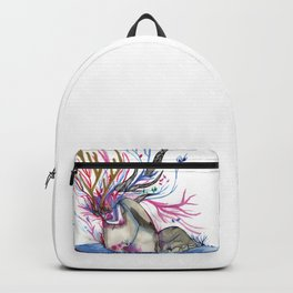 The nature woman Backpack