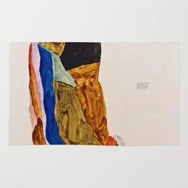 Egon Schiele - Moa Rug