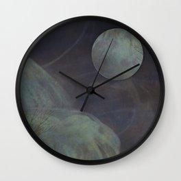 Still Evening Wall Clock