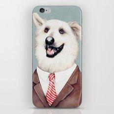 Happy Labrador Retriever iPhone & iPod Skin