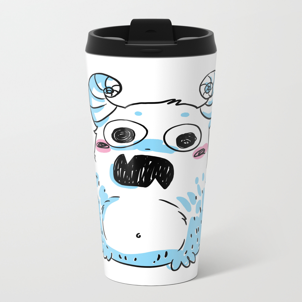 Scared Monster Travel Cup TRM8310704