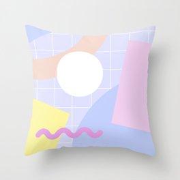 Place no. 3 Throw Pillow