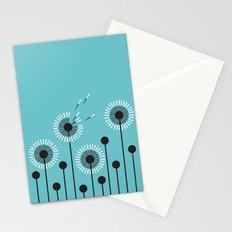 Dandelion Windblown Stationery Cards