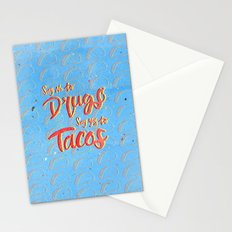 Say Yes to Tacos Stationery Cards