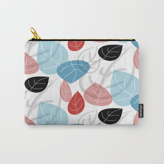 Fallen Leaves Fantasy Carry-All Pouch
