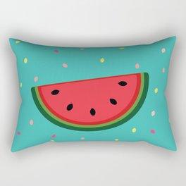 Watermelon Party ll Rectangular Pillow