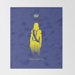 GuiaMayor Dama - Lady MasterGuide Throw Blanket