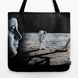 Achieving the goal Tote Bag