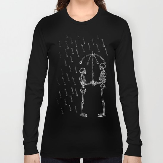Raining Bone Long Sleeve T-shirt
