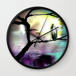 The Spirit Tree Wall Clock