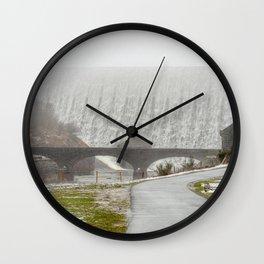 Elan Valley. Wall Clock