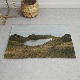 Skye Lake - Landscape Photography Rug