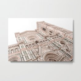 Santa Maria del Fiore Cathedral / The Florence Duomo Metal Print