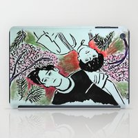 kpop iPad Cases featuring Forest Floor by Ahri Tao