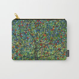 The Apple Tree Gustav Klimt Carry-All Pouch