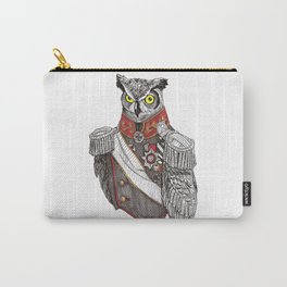 General Owlington Carry-All Pouch