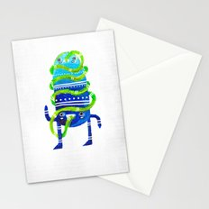 Mr Tubeface Stationery Cards