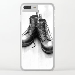 Docs Clear iPhone Case