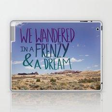 Frenzy + Dream Laptop & iPad Skin