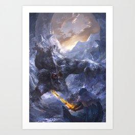 LW 03 Art Print