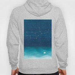 Virgo zodiac constellation Hoody
