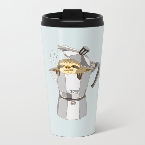 Slopresso Metal Travel Mug