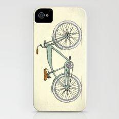 Retro-bicycles (1903) Slim Case iPhone (4, 4s)