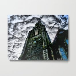 As Above Metal Print