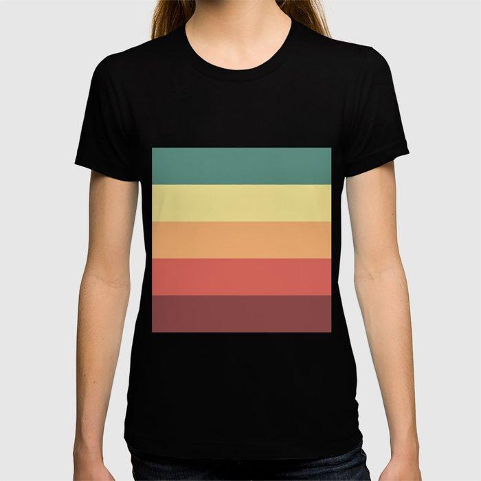 Retro Stripes T-shirt