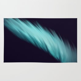 The Blue Feather Rug