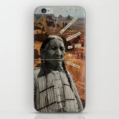 The Difference Between Unconsciousness And Ideas iPhone & iPod Skin