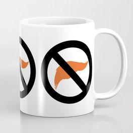 ANTI TRUMP Official logo Coffee Mug