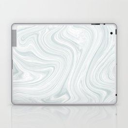 marbled silt Laptop & iPad Skin