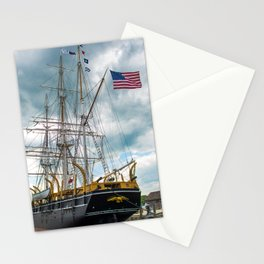 The Last Ship Stationery Cards