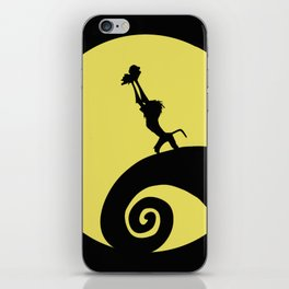 The Nightmare before the Lion King iPhone Skin